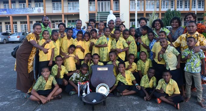 Suva Methodist Top Kaji Awards