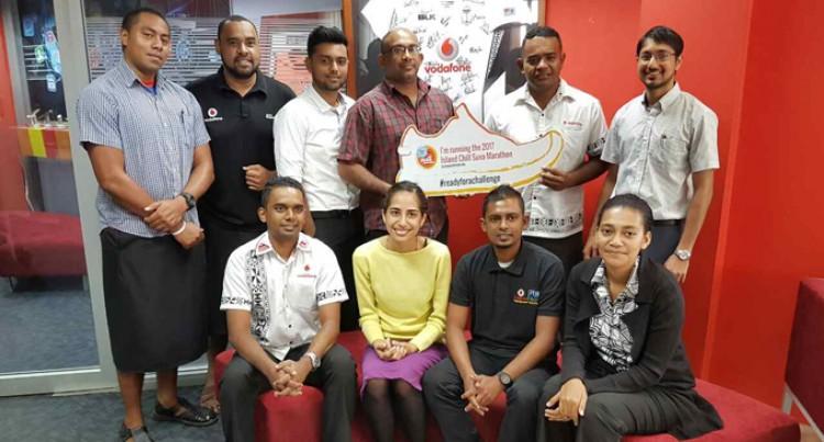 Vodafone Backs Island Chill Marathon