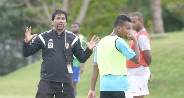 Suva coach making impact