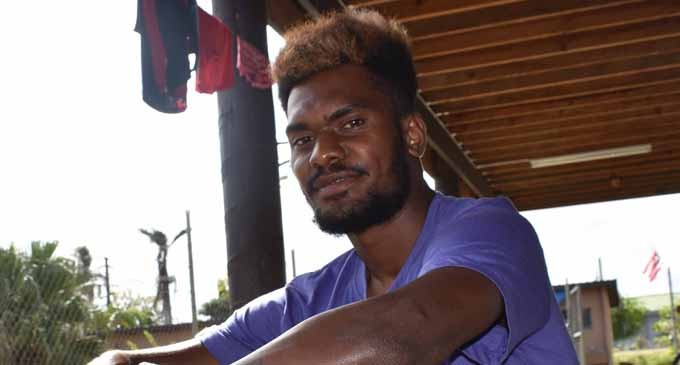 I Play For My Family, Says Midfielder