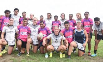 Tirikula's Tabusoro Angels enjoy Fijian experience