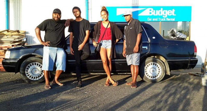 Beat Fiji Band Famous In Local Music