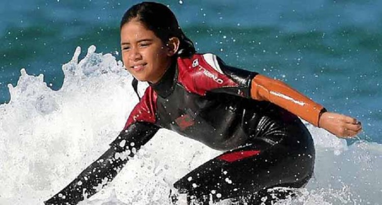 Junior Surfers Prepare For Japan Comp