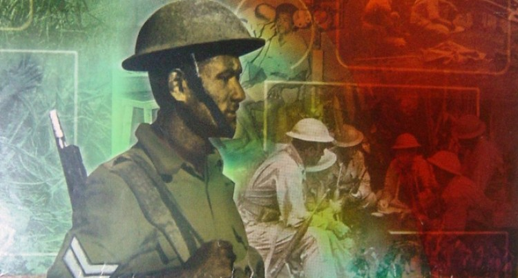COMMEMORATION:Sukanaivalu Among War Heroes Honoured At Sinai Event