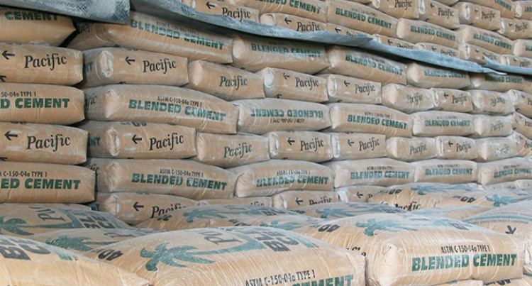 Price Control Of Imported Cement