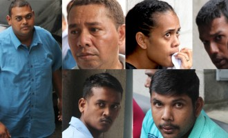 Ex-Special Constable,  5 others In Court For Alleged Fraud