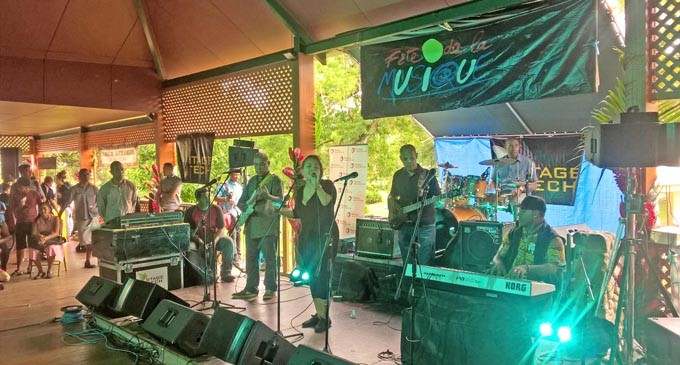 World Music Day Event a Hit in Suva