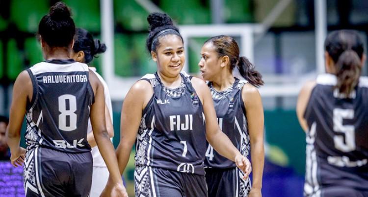 Sri Lanka Next For Fijian Basketballers