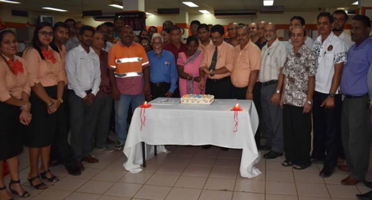 Bank Celebration Boosts Blood Bank