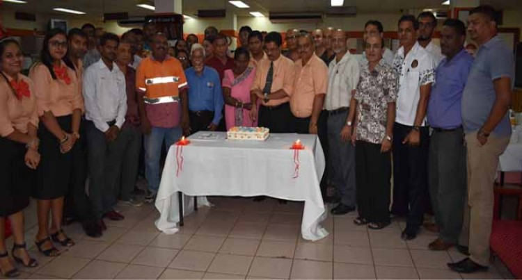 Bank Celebration Boosts Blood Bank