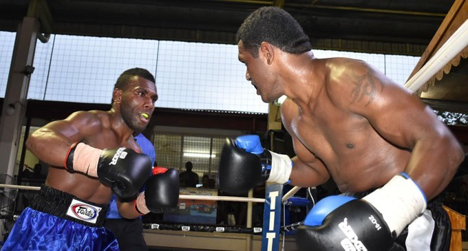 Become a Better Leader  'Boxer and his FIGHT'