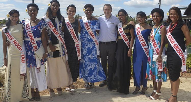 Bula Queen Contestants Get Five-Star Experience