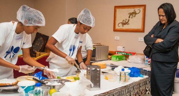 16 Schools For Chefs Challenge 2017