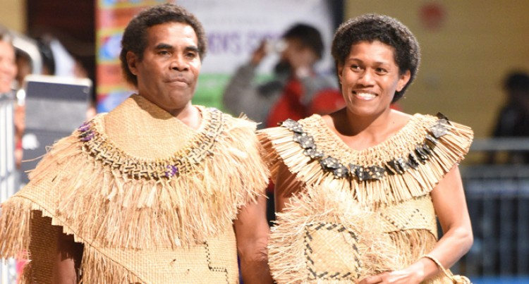 Traditional Attire Takes Mataiasi Far