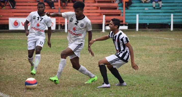 Suva beat Dreketi