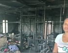 Family Loses All in House Fire