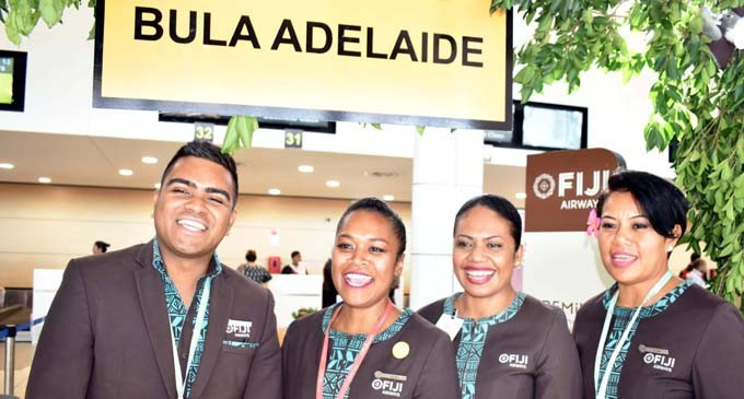Fiji Airways Most  Improved:We Are In Skytrax Top 10 At World Airline Awards