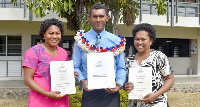 Tabua Wished Mum Saw Him Graduate