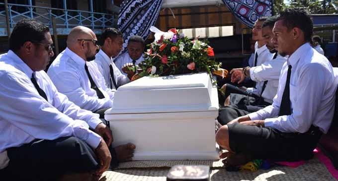 Chute, One Of Labasa's Best, Laid To Rest