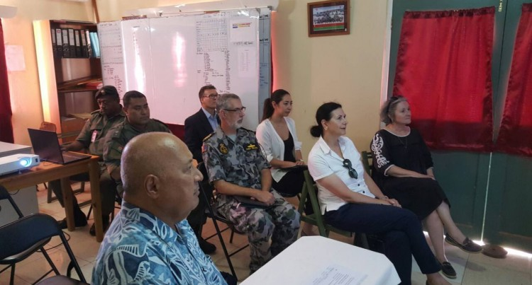 Fiji seeks Aust's support in Black Rock Camp infrastructure development