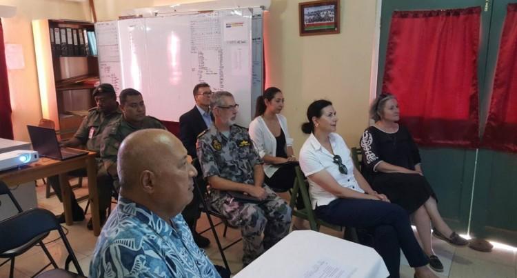 Fiji seeks Aust's support in Black Rock Camp infrastructure development