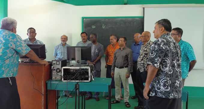 USP installs system for lectures at Alafua, Emalus Campus