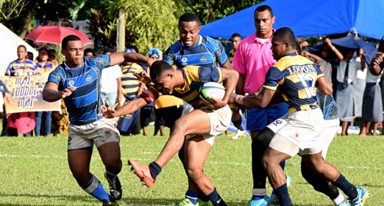 Tailevu Giants In U18 Final