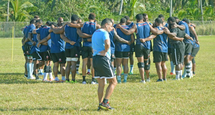 Kade Man Composes Flying Fijians Song