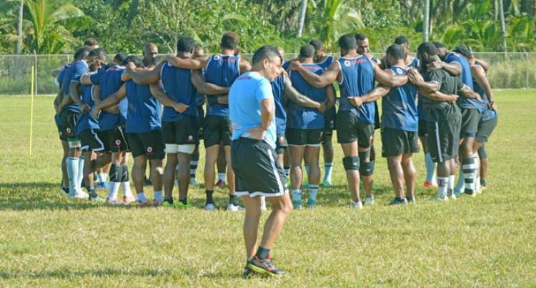 Kade Man Composes Flying Fijians Song