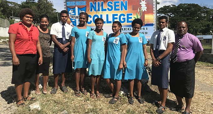Nilsen College Makes Movie Debut