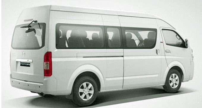 Foton View CS2 16 Seater High Roof Luxury Traveller
