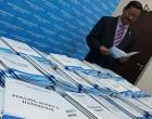 1000 Handbooks Delivered To Registered Political Parties