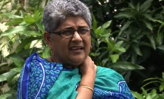 Feminist Queries MP's Women Talk