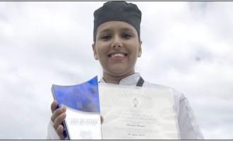 Amrita's journey to award winning chef