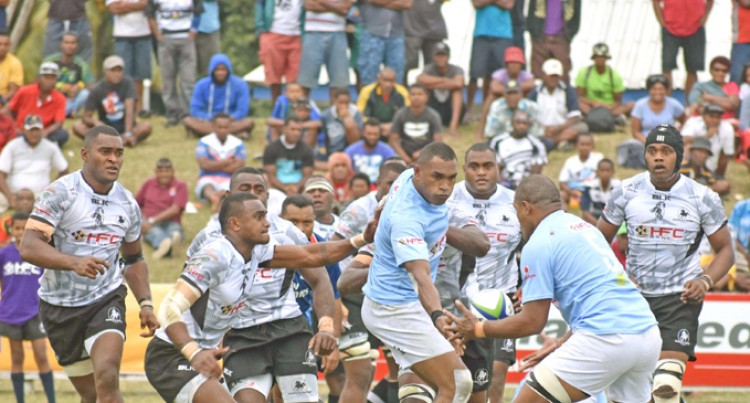 Sau Seals Win For Suva
