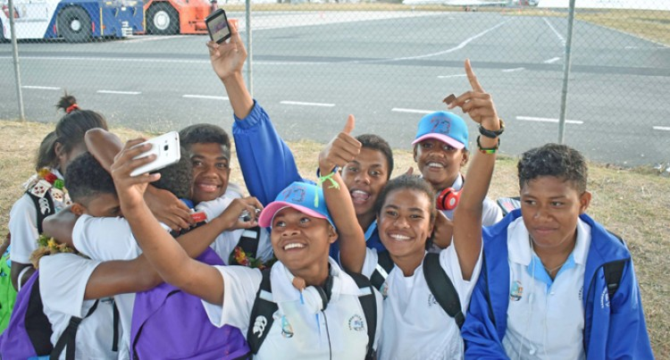 Youth Olympics Next For Athletes
