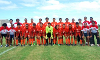 U19 Women's Team Set For Ofc Championship's