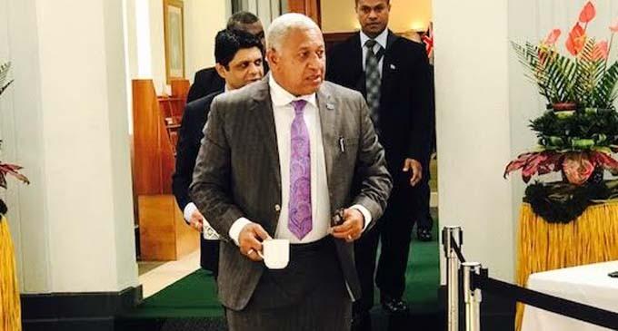 Bainimarama Trusts Nation