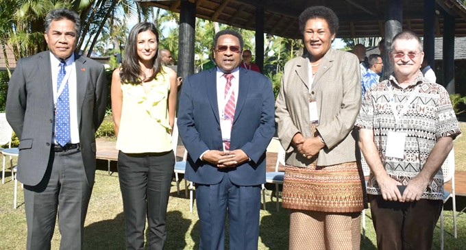 Replant Coconut Trees, Pacific Countries urged