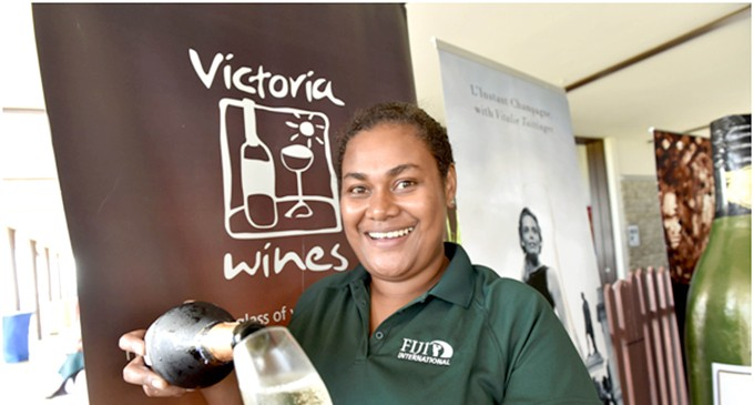 Victoria Wines Helps Put Fiji On The World Stage