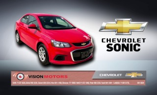 Win A Brand New Chevrolet SONIC With Fiji Sun