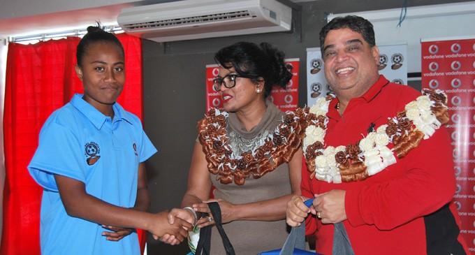 Fiji Football President Urges Players To Make Fiji Proud