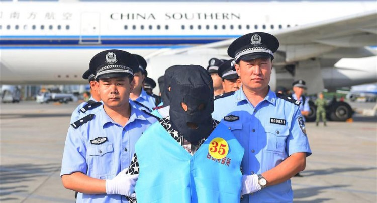 Ratu Inoke to Issue Joint Statement On  77 Chinese Nationals Deported to China
