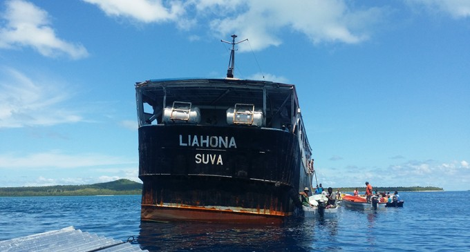 Two Franchise Trips For Liahona I In August