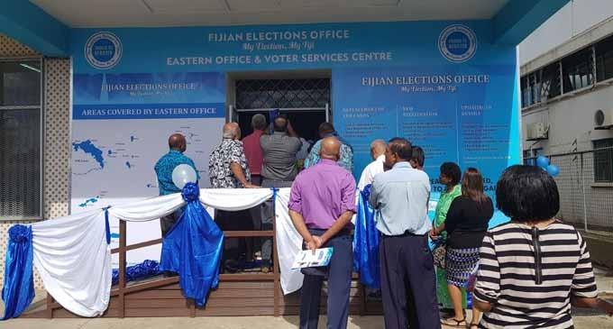 New Voter Service Centre In Nausori