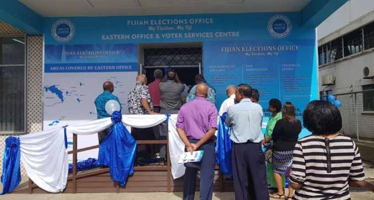 New Voter Service Centre In Nausori