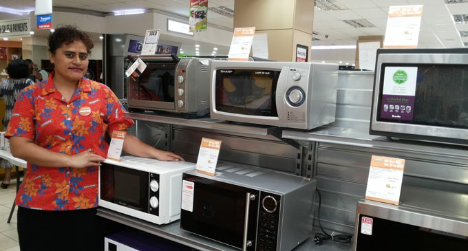 Microwaves Make Baking Easier For Mothers
