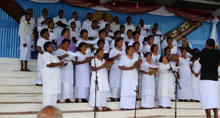 Shipping Company Helps Choir Group