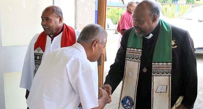 Waqainabete is Church's New Deputy General Secretary