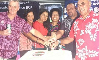 Celebrating 60 years of brewing Fiji's Iconic Beer